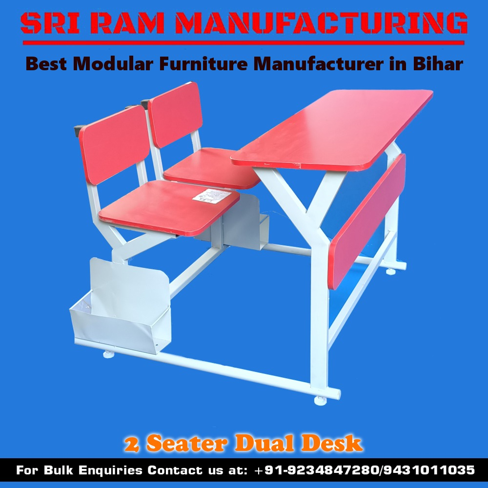 School furniture manufacturer in Bihar